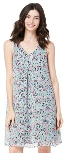 Charming Charlie short dress PAISLEY SADIE SHIFT STRAPPY BACK V NECK Camisole on Tradesy