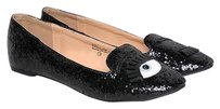Chase & Chloe Closed-toe Covetlist Black Flats