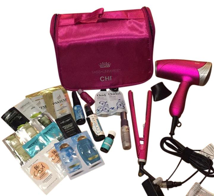 Chi hair tools traveling set