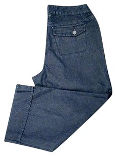 Chico's Capri Cropped Capri/Cropped Denim