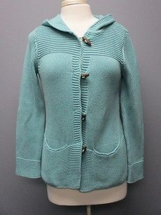 Chico's Chicos Cotton Long Sweater