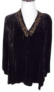 Chico's Chicos Tunic Top Brown