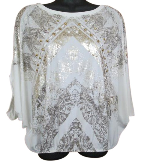Chicos White Lace Tops