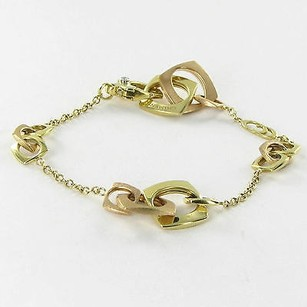Chimento Chimento Avantgarde Bracelet 0.03cts Diamond 18k Yellow Rose Gold