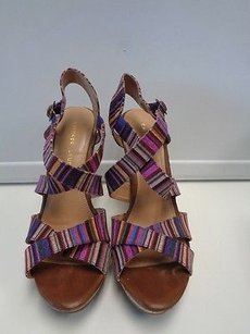 Chinese Laundry Brown Pink Blue And Purple Platforms