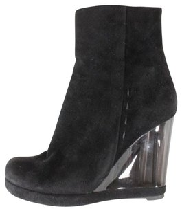 Chlo 37 Ankle Black Gdl Boots