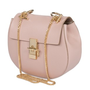 Chloé Chloe Drew Medium Leather Shoulder Bag