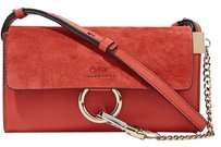 Chlo Faye Mini Micro-mini New Cross Body Bag