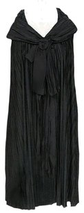 Chloé Silk Pleated Shift Halter Dress