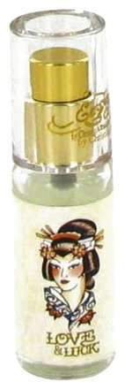 Christian Audigier Love & Luck By Christian Audigier Mini Edp (Unboxed) .25 Oz