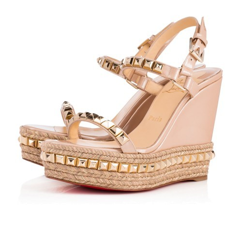 Christian Louboutin Espadrille Platform Wedges finishline online explore sale online discount visit new buy online sale marketable zUYuJracyi