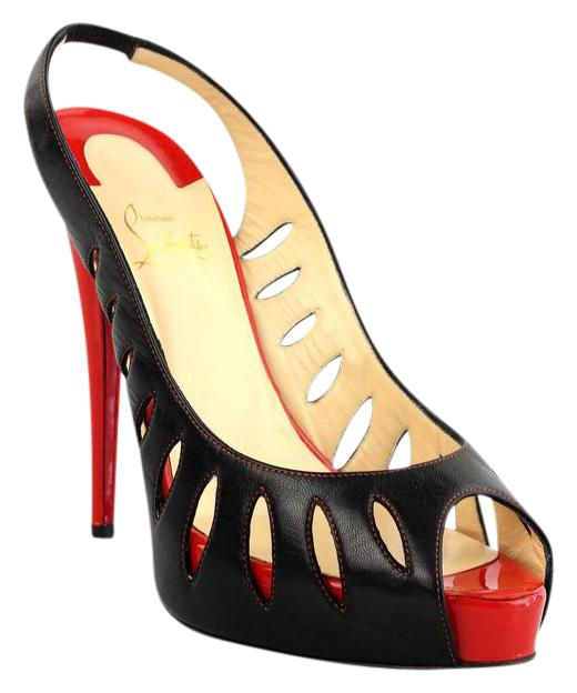 Christian Louboutin Griff Slingback Pumps sale original newest sale lowest price clearance official buy cheap low price fee shipping 3MSklJsA