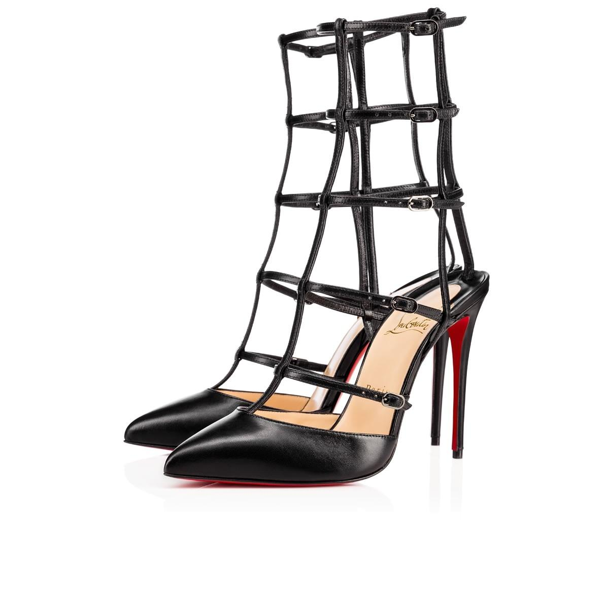 sale in China sale online shopping Christian Louboutin Kadreyana Cage Pumps w/ Tags buy online cheap buy cheap hot sale buy cheap tumblr nOp7aW5D
