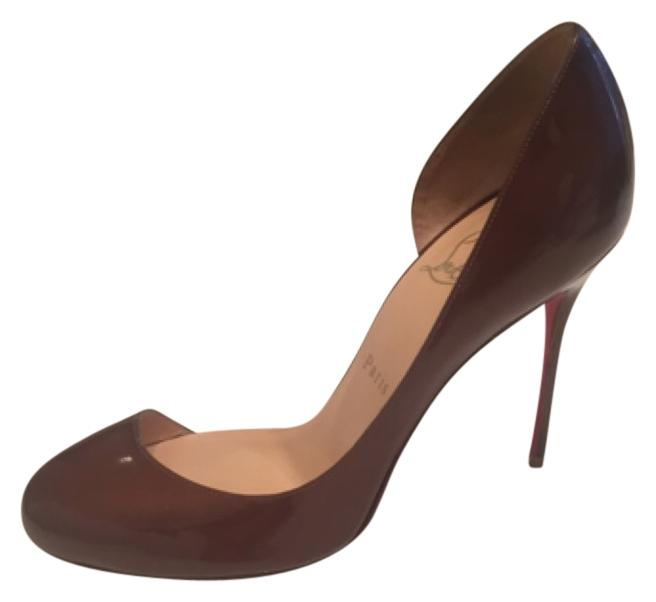 Christian Louboutin Rare D'orsay Bronze Pumps ...
