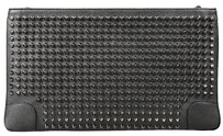 Christian Louboutin Anthracite Clutch