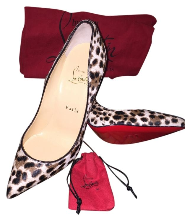 700a35efe ... france christian louboutin pigalle follies hair snow leopard pony pumps  b1b90 1a522 ...