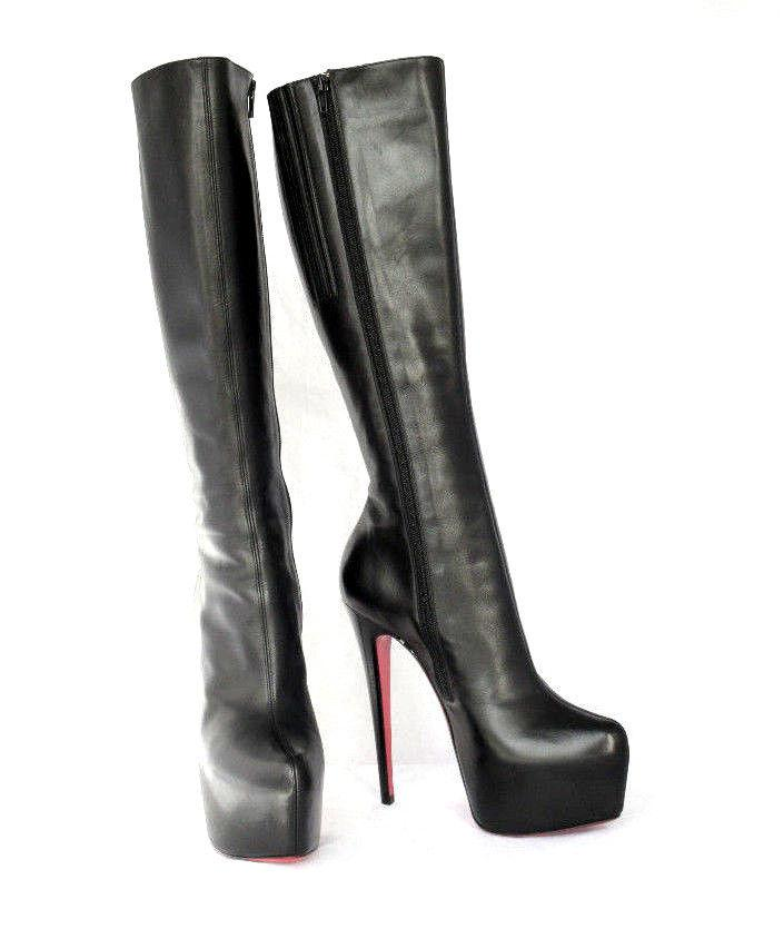 buy christian louboutin thigh high boots