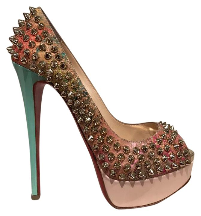Christian Louboutin Lady Peep Spikes 150 Pumps discount footlocker pictures countdown package cheap price Y4YVYO