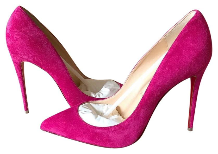 louboutin pigalle rose