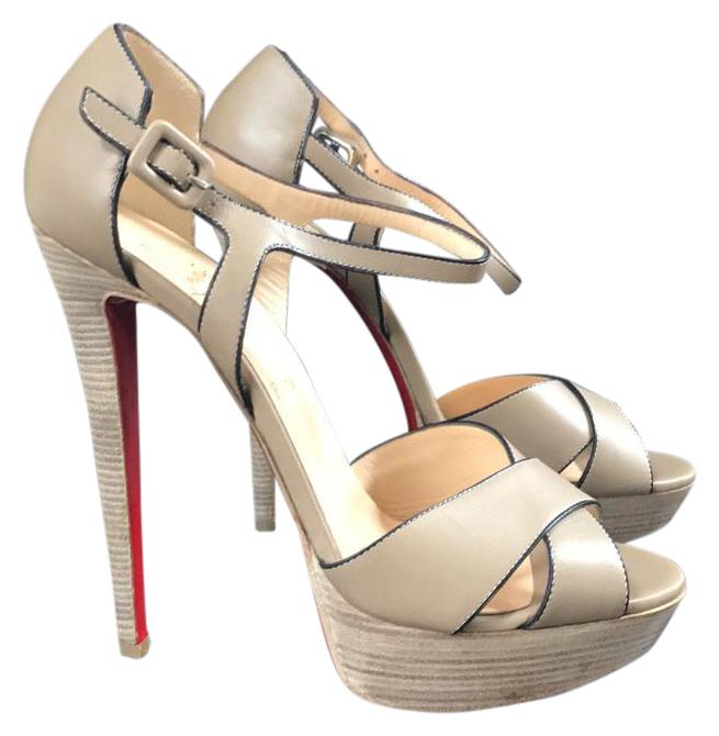 Christian Louboutin Sporting 140 Platform Pumps manchester great sale cheap price enjoy cheap online buy cheap perfect fast delivery cheap price hot sale for sale PBBgUfXy5