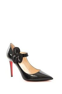 Christian Louboutin Pensee Black Pumps