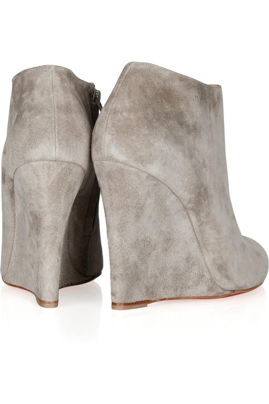 louboutin boots belle