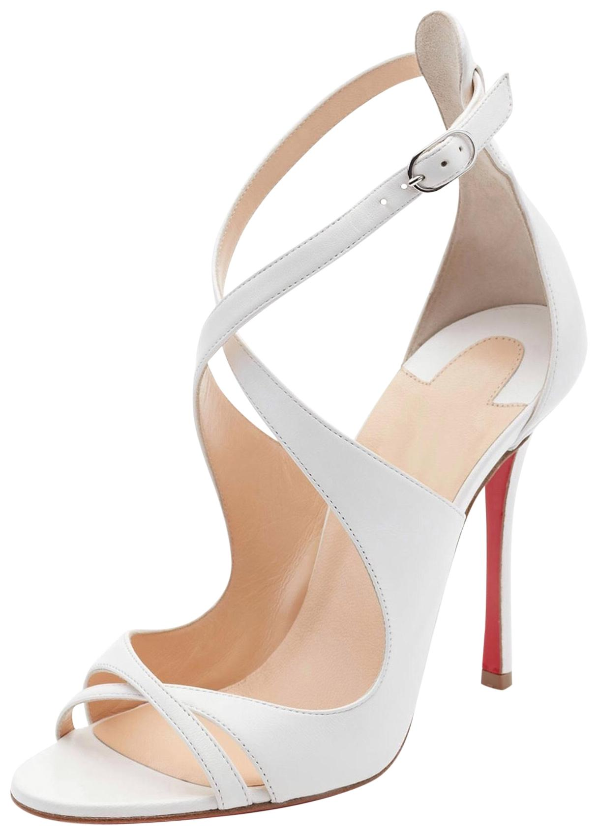 79b834df0ee promo code for louboutin white sandals c0278 b2c18