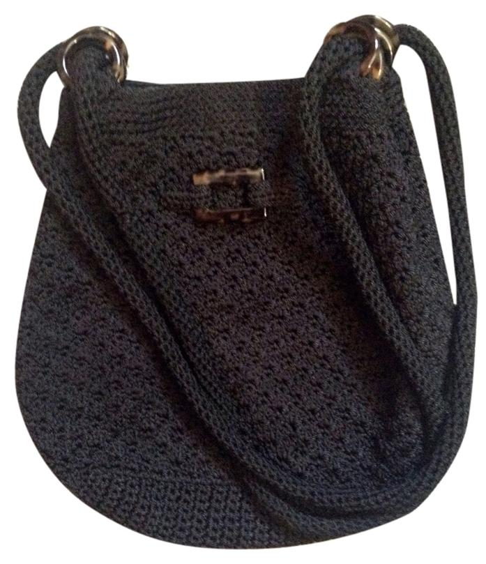 Beautiful Black Handcrafted Leopard Print Shoulder Bag