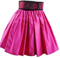 Christopher Kane Skirt magenta pink