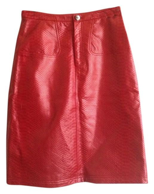 Ciani. IDE Skirt Red Wine