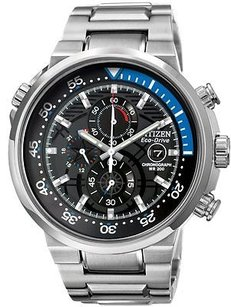 Citizen Citizen Eco-drive Endeavor Chronograph Mens Watch Ca0440-51e