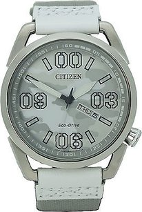 Citizen Citizen Eco-drive Nylon Mens Watch Aw0011-09j