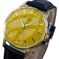 Citizen Citizen Homer 1950s Classic Japanese Mens 17 Jewel Manual Dress Watch Q32