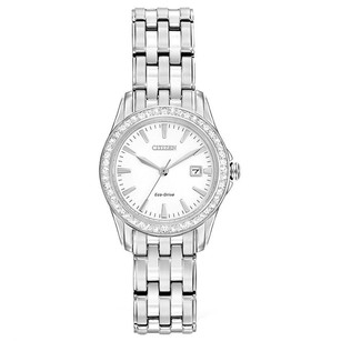 Citizen Citizen Ladies Silhouette Crystal Watch Ew1901-58a