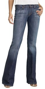 Citizens of Humanity 5 Pocket Style Zip Fly Flare Leg Jeans-Medium Wash