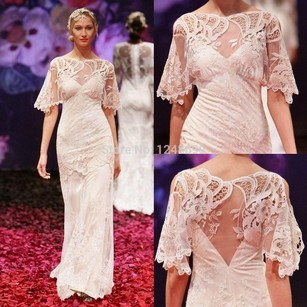 Claire Pettibone Claire Pettibone Knock-off Wedding Dress