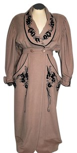 Claude Barthelemy Paris France Couture Runway Trench Coat