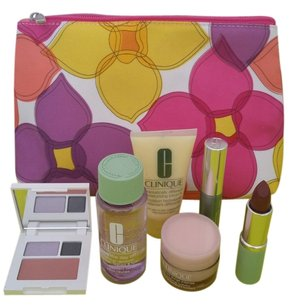 Clinique Clinique 7 pieces makeup.