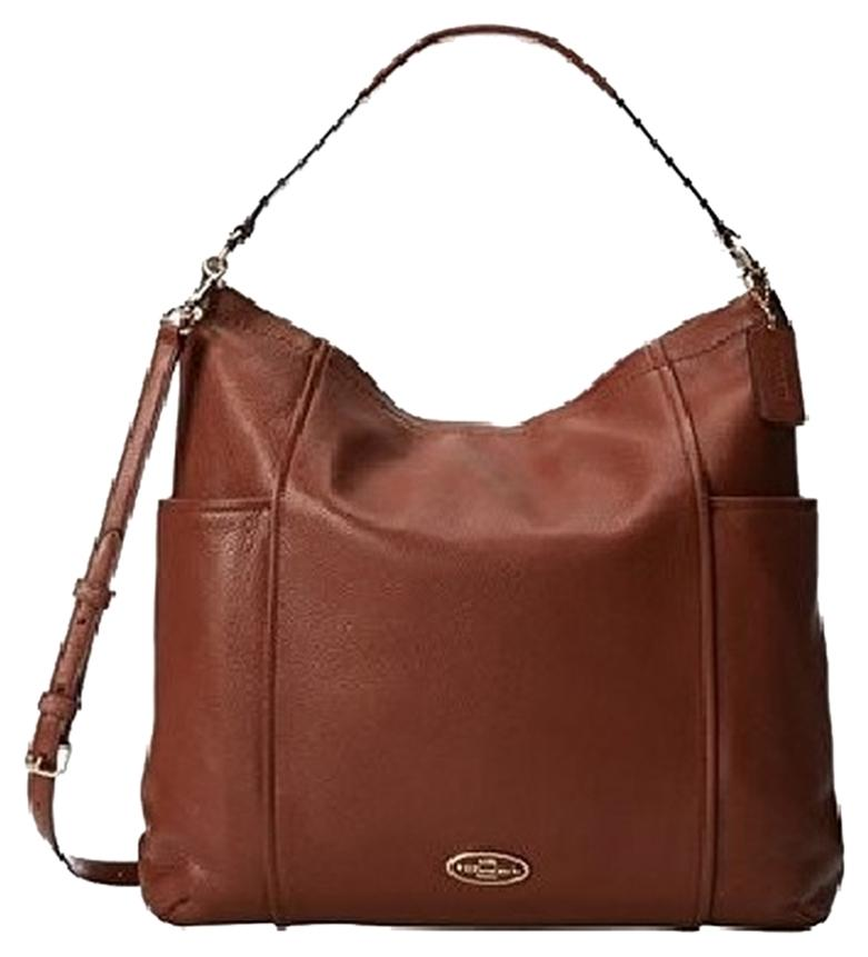 d89152d984 ... discount brown coach hobo bags up to 90 off at tradesy 26d78 10d2a ...