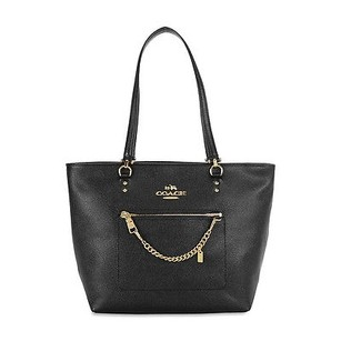 Coach Town Car Crossgrain Tote