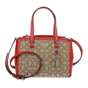 Coach Stanton Carryall Tote