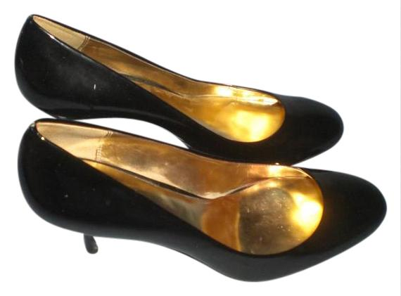 online cheap price clearance great deals Coach Patent Leather Round-Toe Pumps free shipping eastbay wmF32b