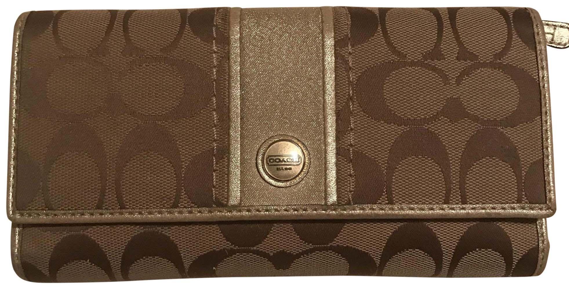 fded8b855666 ... promo code for coach coach signature checkbook wallet 7f82d 4324f ...