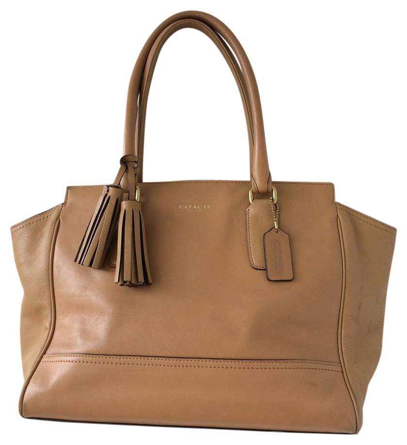 Coach Satchels - Up to 70% off at Tradesy
