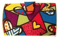 Britto artwork Multi Clutch