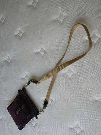 Coach Dooney Bourke Gucci Chanel Louis Vuitton Rare Vintage Cross Body Bag