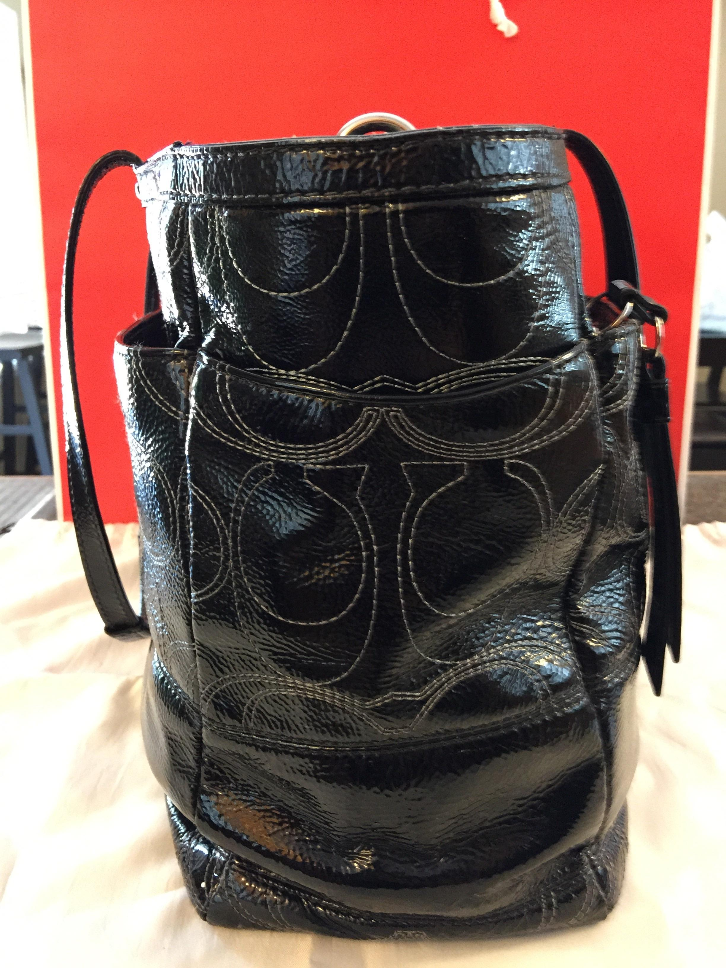 where to buy coach baby bag tote in saffiano leather vest 44a65 7dad5 e2ed234c99824