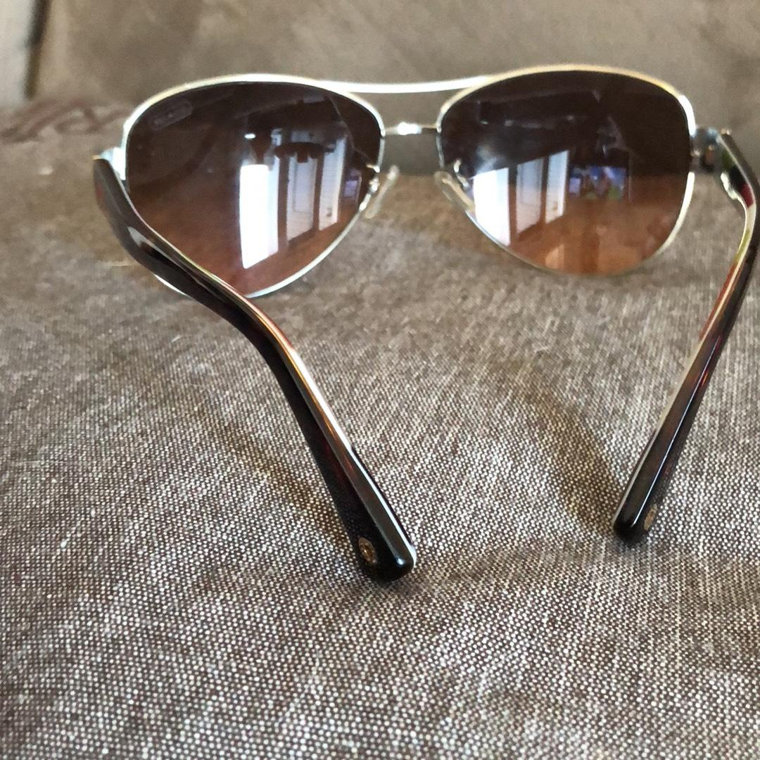 2259d4c8124 ... ireland coach gold l012 kristina sunglasses 4600f df3ed