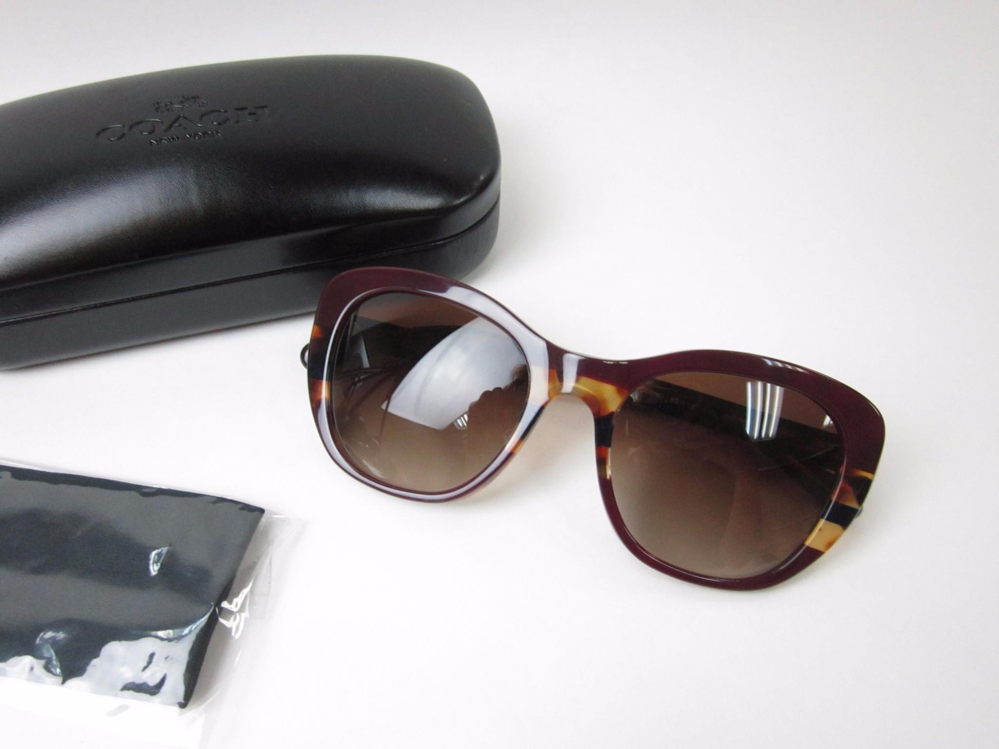 85883787fc424 ... authentic coach hc8204 l1631 544413 womens sunglasses tradesy 1c03b  f69f0
