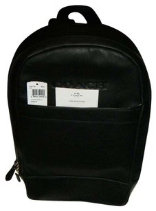 Coach Leather Nwt Backpack
